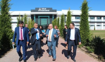 TC. İTHALAT GENEL MÜDÜRÜ FABRİKAMIZI ZİYARET ETTİ