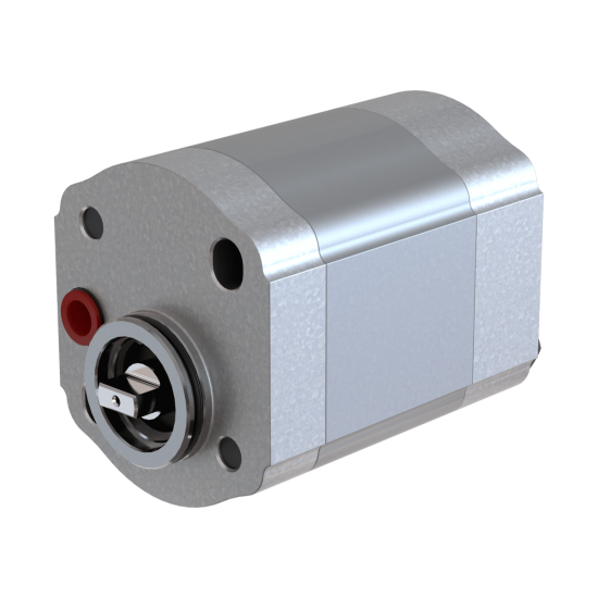 Aluminium Body Helical - Grup 10-W