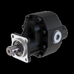 Motor Cast Iron Body Group 40 (GPM40)