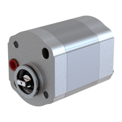 Aluminium Body External Gear Pumps Group 10-W